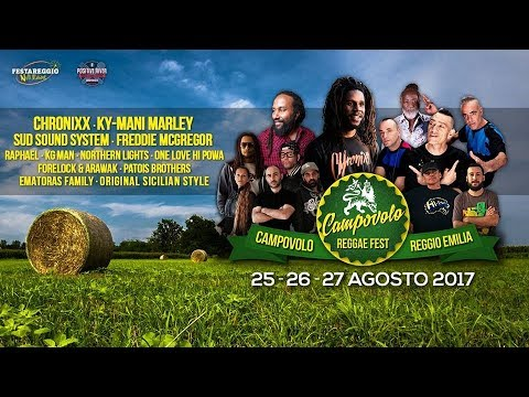 Campovolo Reggae Fest 2017 (Trailer) [8/21/2017]