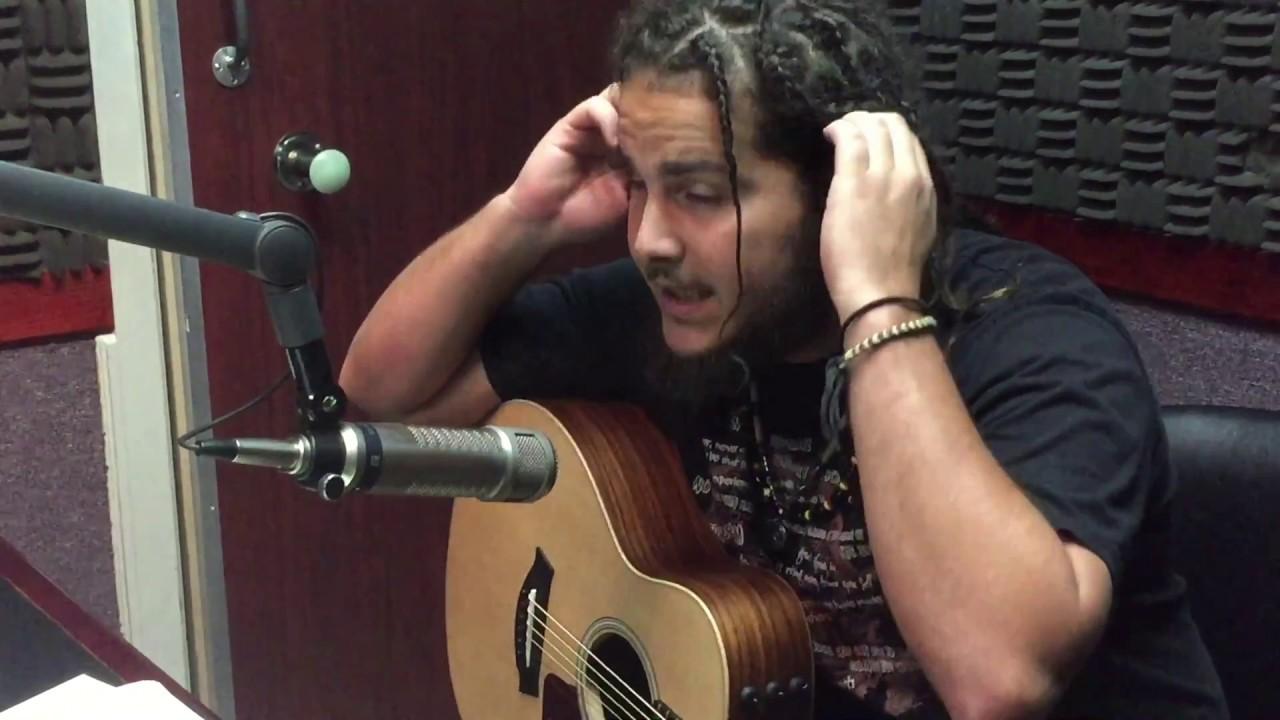 Interview with Caleb Hart @ 95.1FM / Trinidad & Tobago [12/21/2016]
