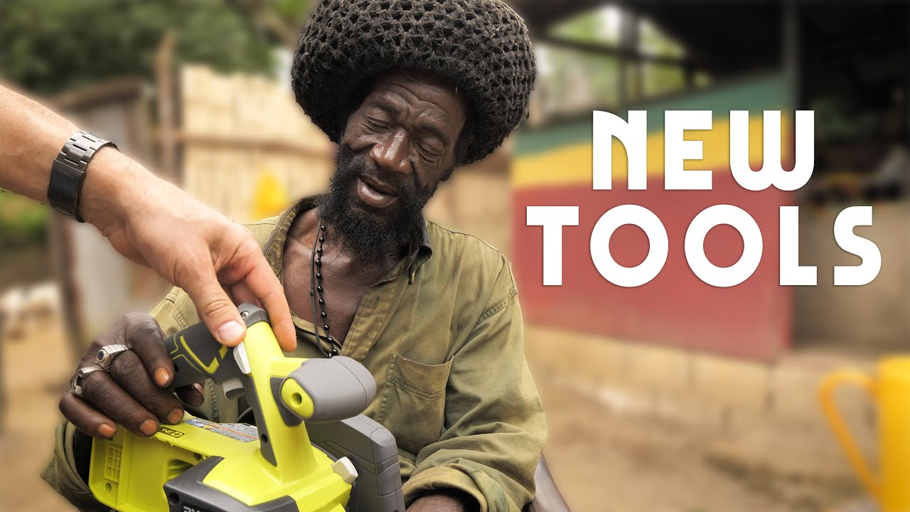 Ras Kitchen - Tools for the Yard! New House In The works [5/22/2020]