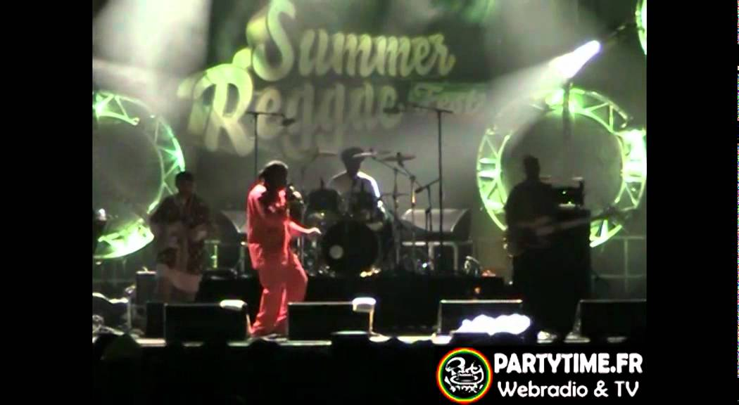 Horace Andy @ Summer Reggae Fest [7/8/2011]