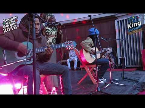 Kazam Davis, Black Omolo & Infinite in Konstanz, Germany [5/21/2016]