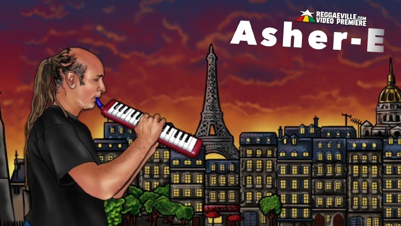 Asher-E - Blazing (Lyric Video) [2/17/2020]