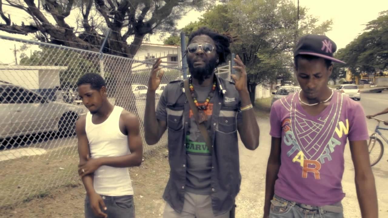 Jah Bouks - Cry Fi Di Youths [8/18/2013]