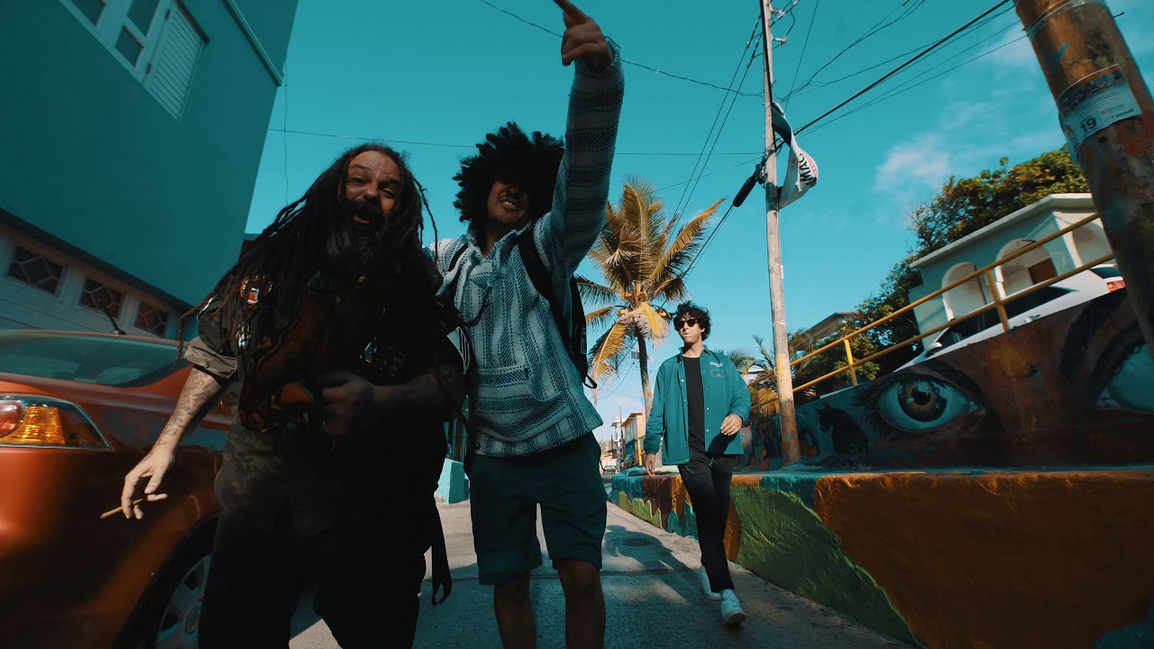 Gomba Jahbari feat. PJ Sin Suela, Rawayana & Los Cafres - Acho Puñeta (Reggae Rmx) [4/20/2019]