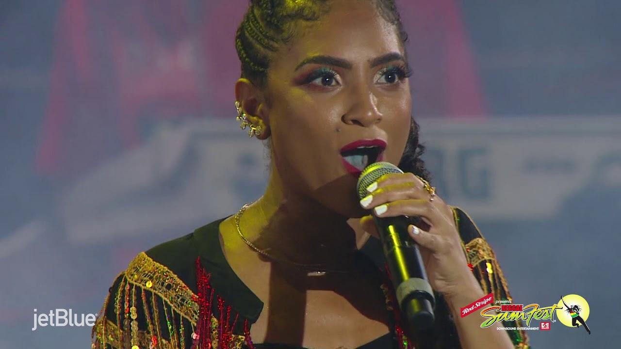 Naomi Cowan @ Reggae Sumfest 2018 [7/21/2018]