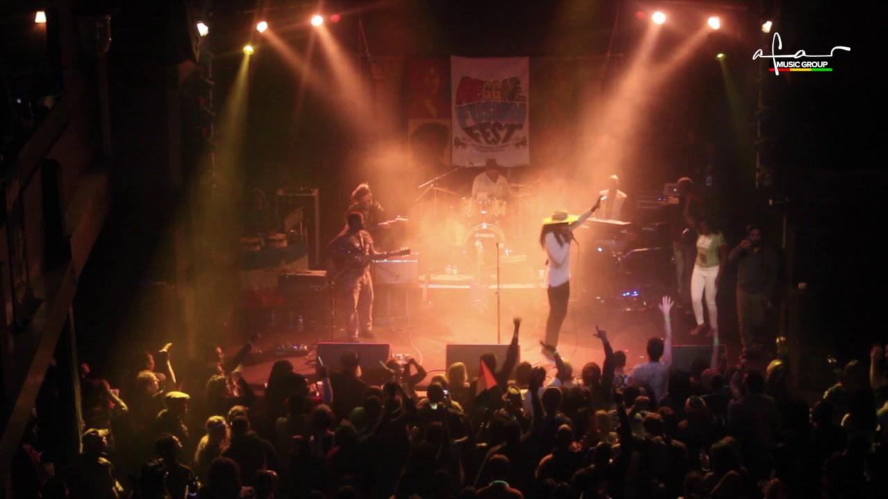 Highlights @ Reggae Fusion Fest 2017 [2/11/2017]