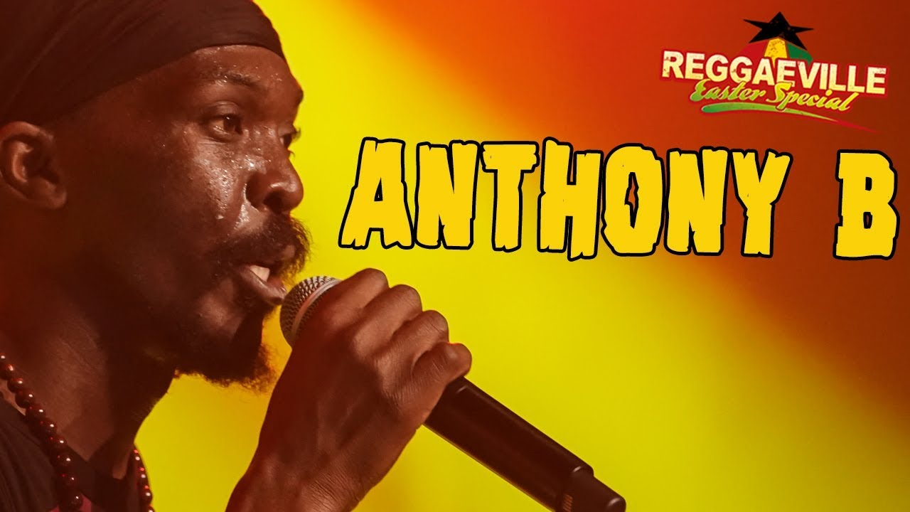 Anthony B & House of Riddim - One Love in Amsterdam @ Reggaeville Easter Special 2018 [4/1/2018]