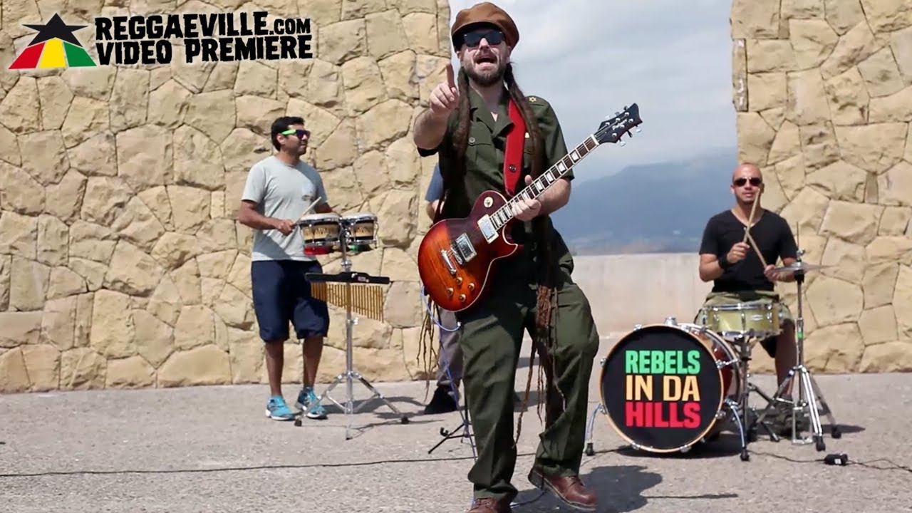 Ras Sparrow - Rebels In Da Hills [1/14/2019]