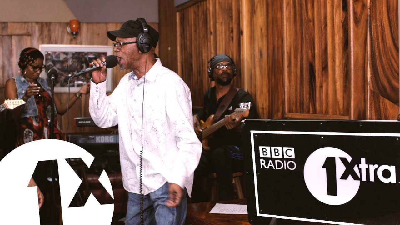 Beres Hammond - Land Of Sunshine @ BBC 1Xtra in Jamaica [2/14/2019]