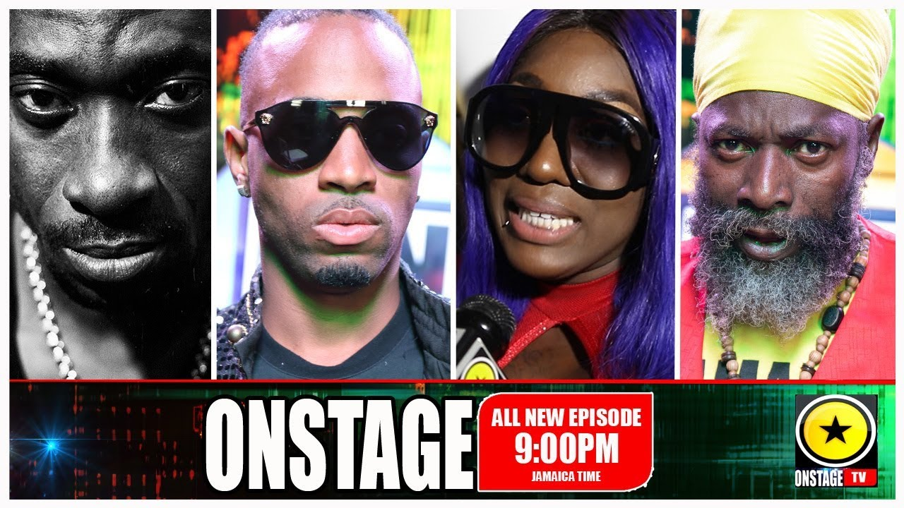 Spice, Capleton, QQ, Bounty, Zion, Vision Eyes @ Onstage TV [11/10/2018]