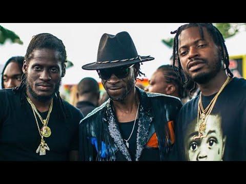 Bounty Killer, Aidonia & Govana Backstage @ Reggae Sumfest 2019 [7/19/2019]