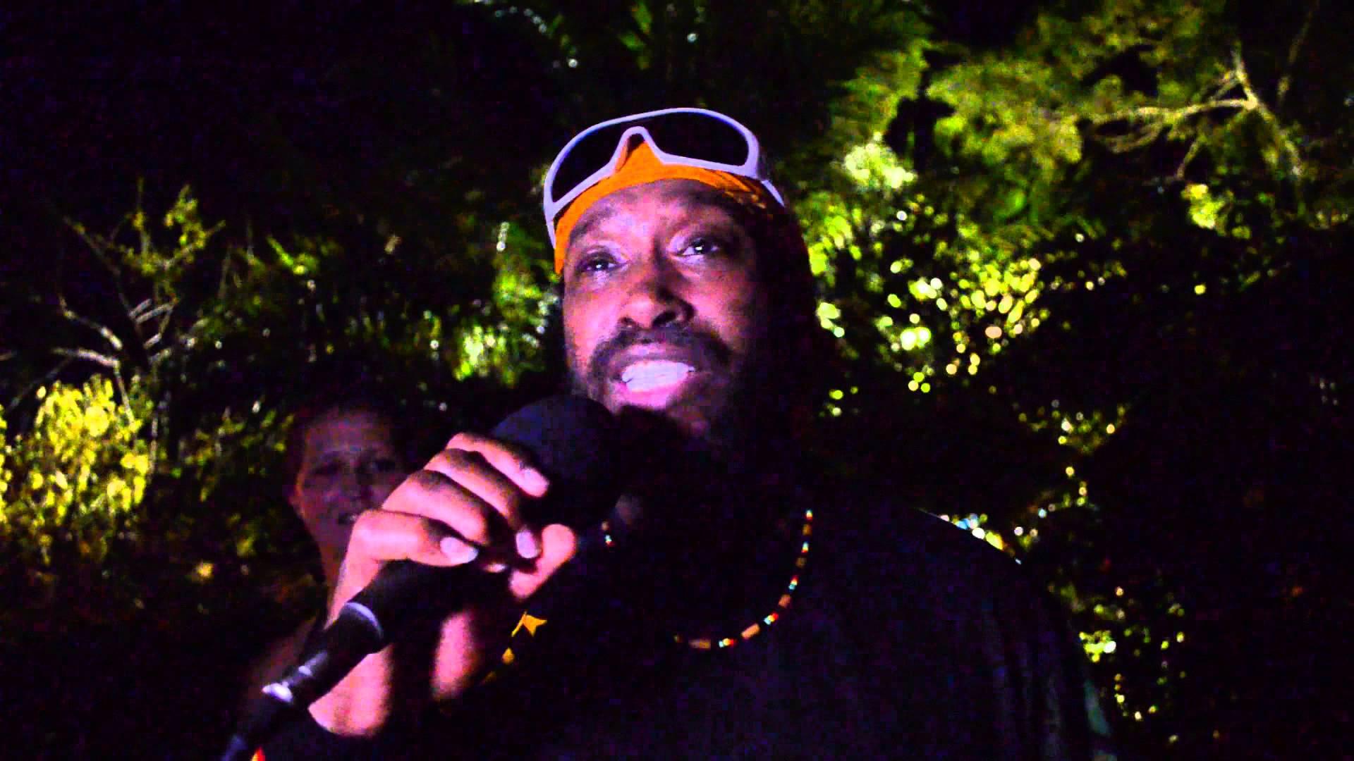 Interview with Amlak Tafari of Steel Pulse @ Jungle Jam in Costa Rica [3/22/2015]