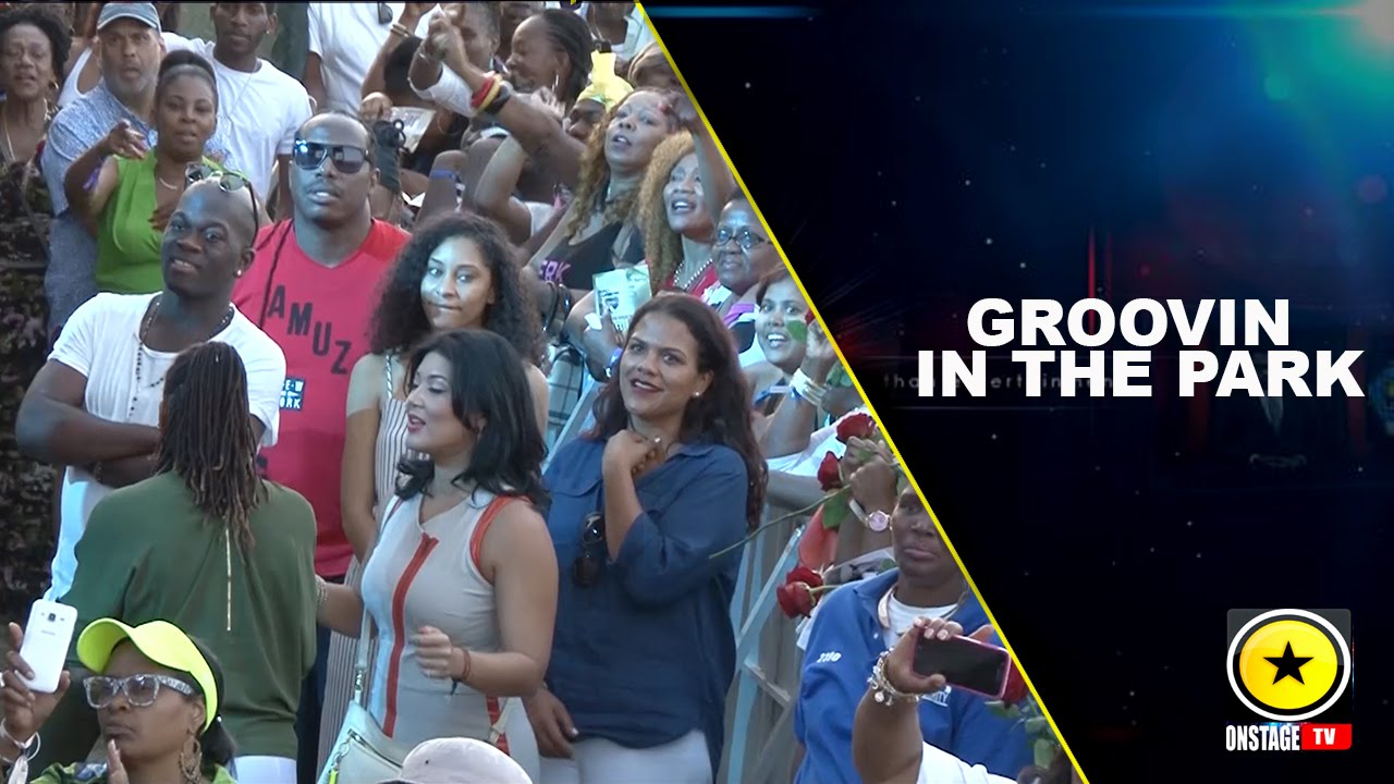 Groovin In The Park 2016 @ Onstage TV [7/2/2016]