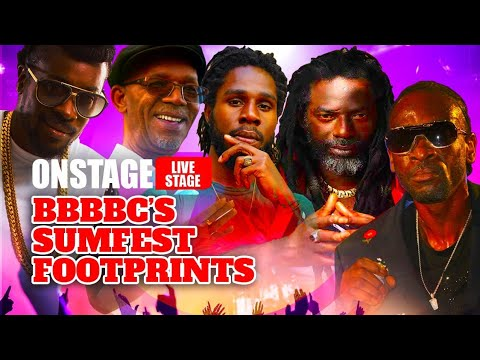 Moments Buju, Beres, Bounty, Beenie & Chronixx Created @ Sumfest (OnStage TV) [7/17/2019]