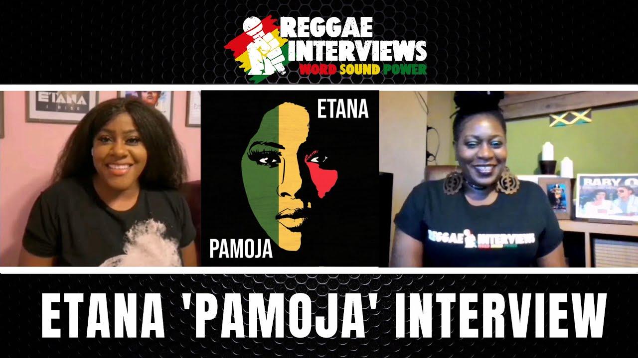 Etana @ Reggae Interviews [7/9/2021]