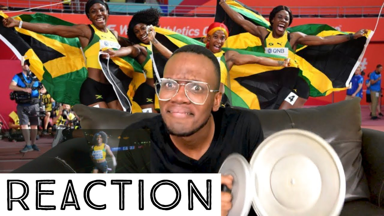 Dutty Berry Show - How Jamaica Stormed To Gold in Women's 4x100m Relay (Reaction) [10/4/2019]