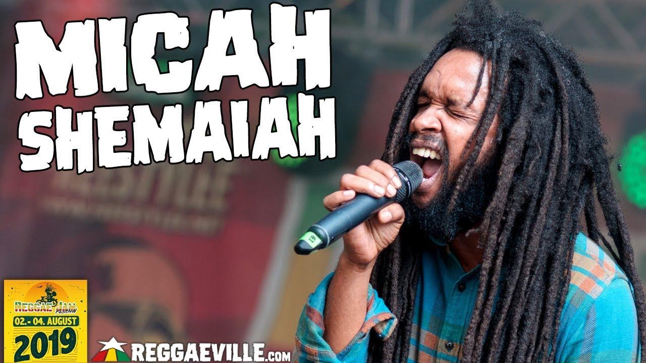 Micah Shemaiah & The Dreadites @ Reggae Jam 2019 [8/4/2019]