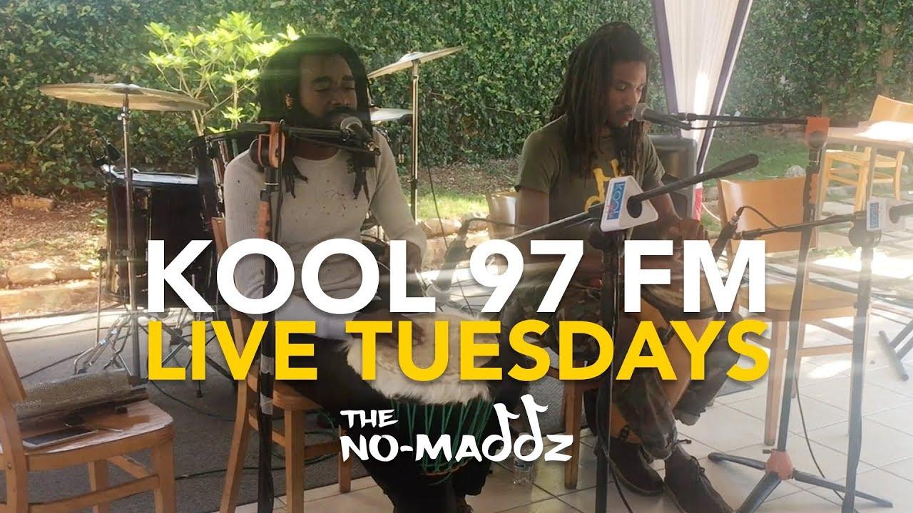 The No-Maddz - Chant @ Kool 97 FM Live Tuesdays [10/7/2019]