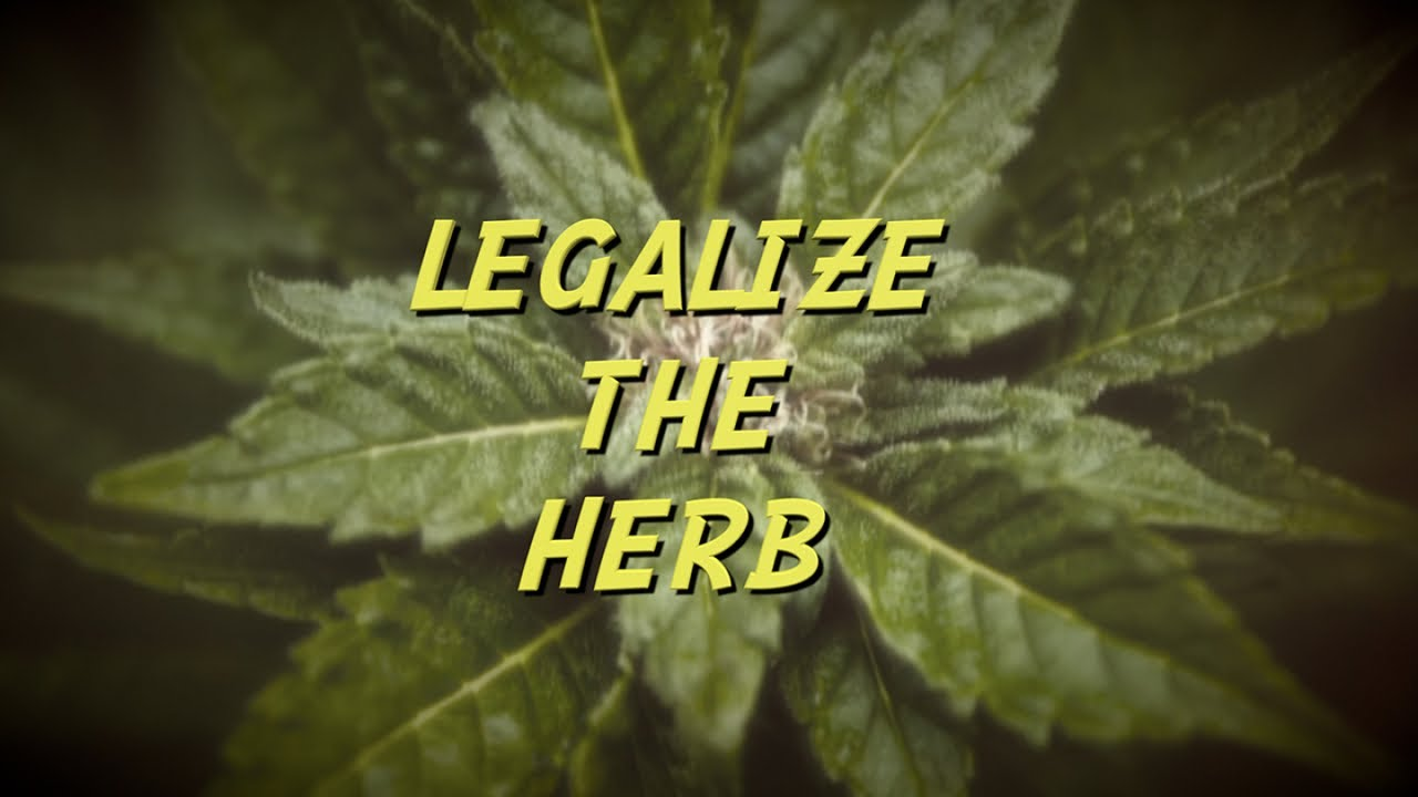 Brother Culture - Legalize The Herb (Lyric Video) [4/19/2019]