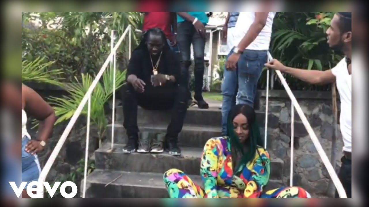 I-Octane & Yanique Curvy Diva - Unfair Games (Behind the Scenes) [5/21/2018]