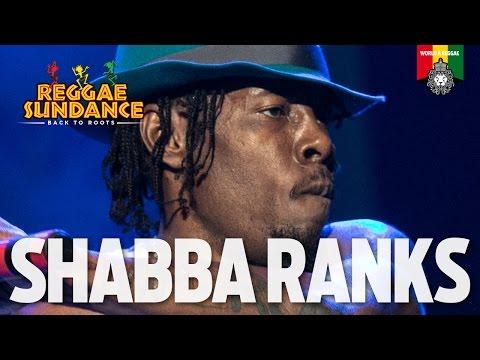 Shabba Ranks @ Reggae Sundance 2016 [8/13/2016]