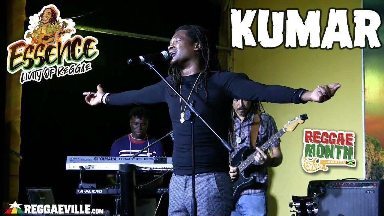 Kumar in Kingston, Jamaica @ Essence   Livity of Reggae 2020 [2/2/2020]