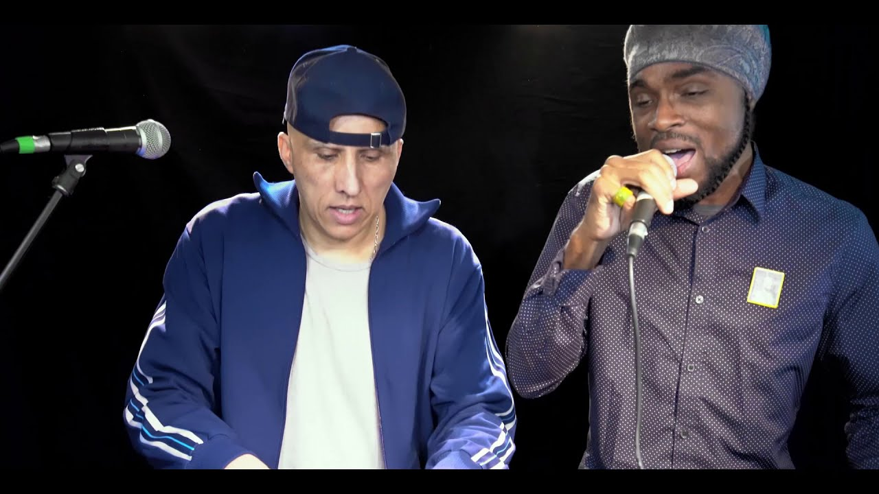 Asha D & Mark Cupidore - About Black (Live Version) [4/9/2021]
