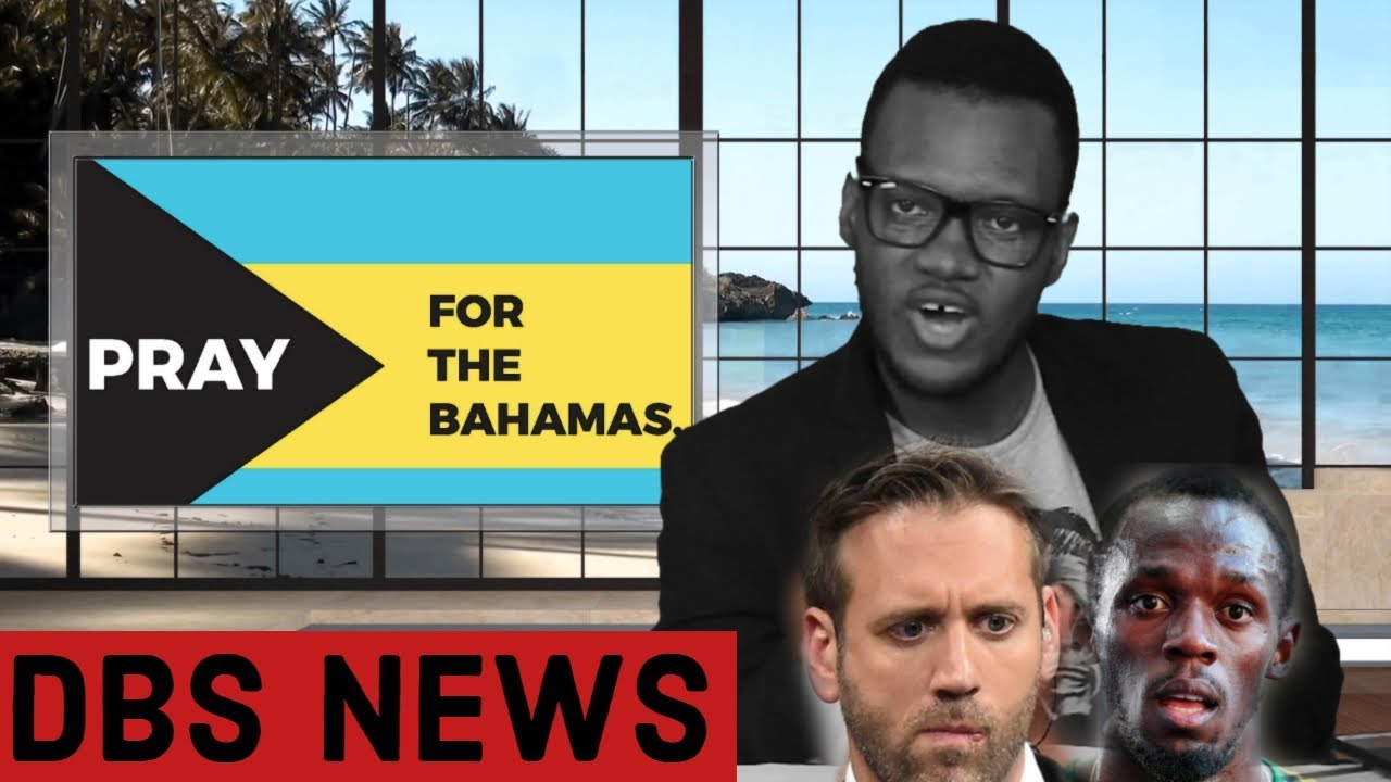 Hurricane Dorian Wrecks Bahamas, Usain Bolt Disrespected By ESPN | DBS News With Dutty Berry [9/5/2019]