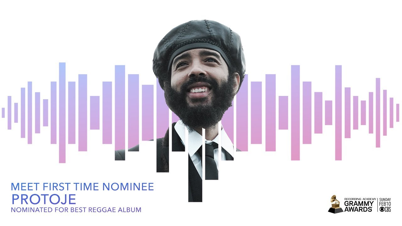 Protoje Interview @ Meet First Time GRAMMY Nominee [2/1/2019]