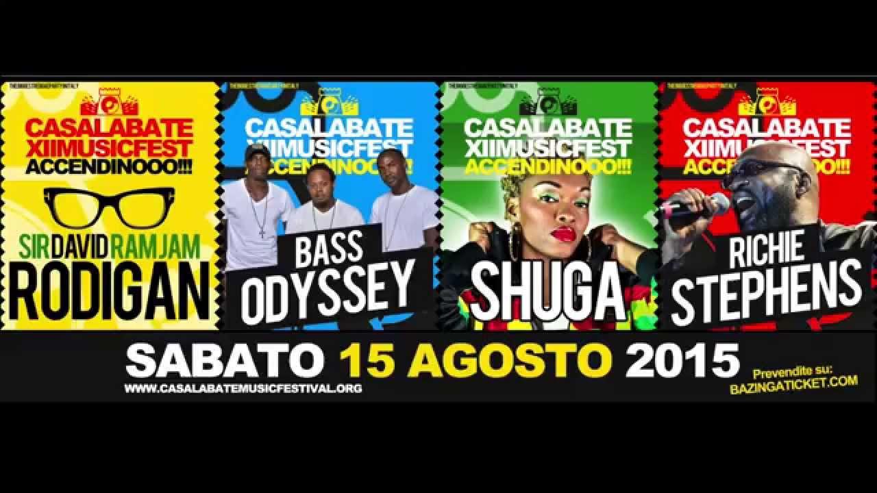 Casalabate Music Fest 2015 [8/12/2015]