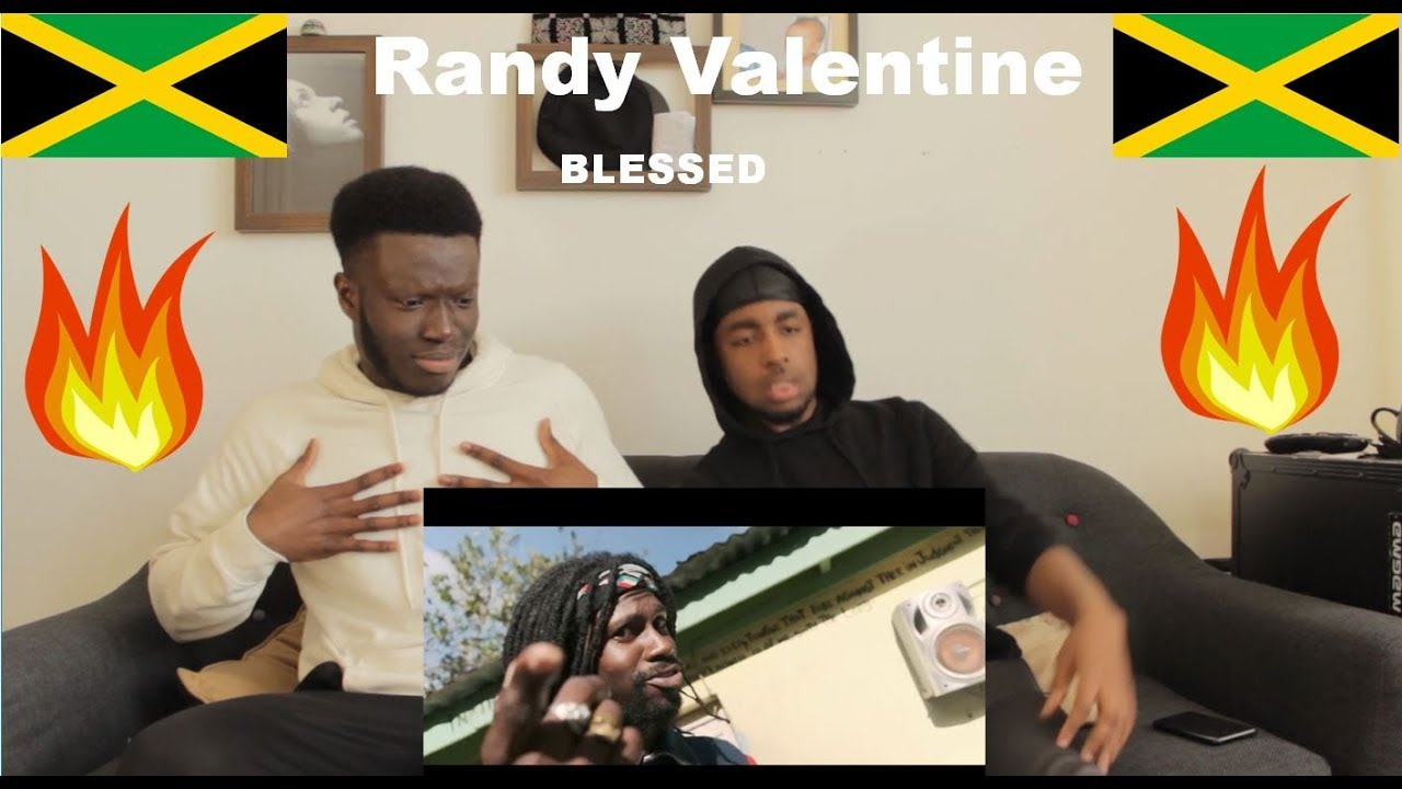 Randy Valentine, Eesah & Runkus - Blessed (SixShades Reaction Video) [5/23/2019]
