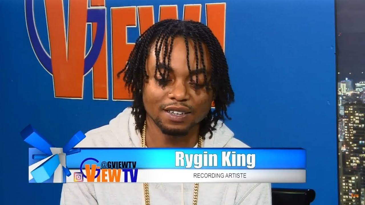 Video Rygin King Interview G View Tv 11 13 2018