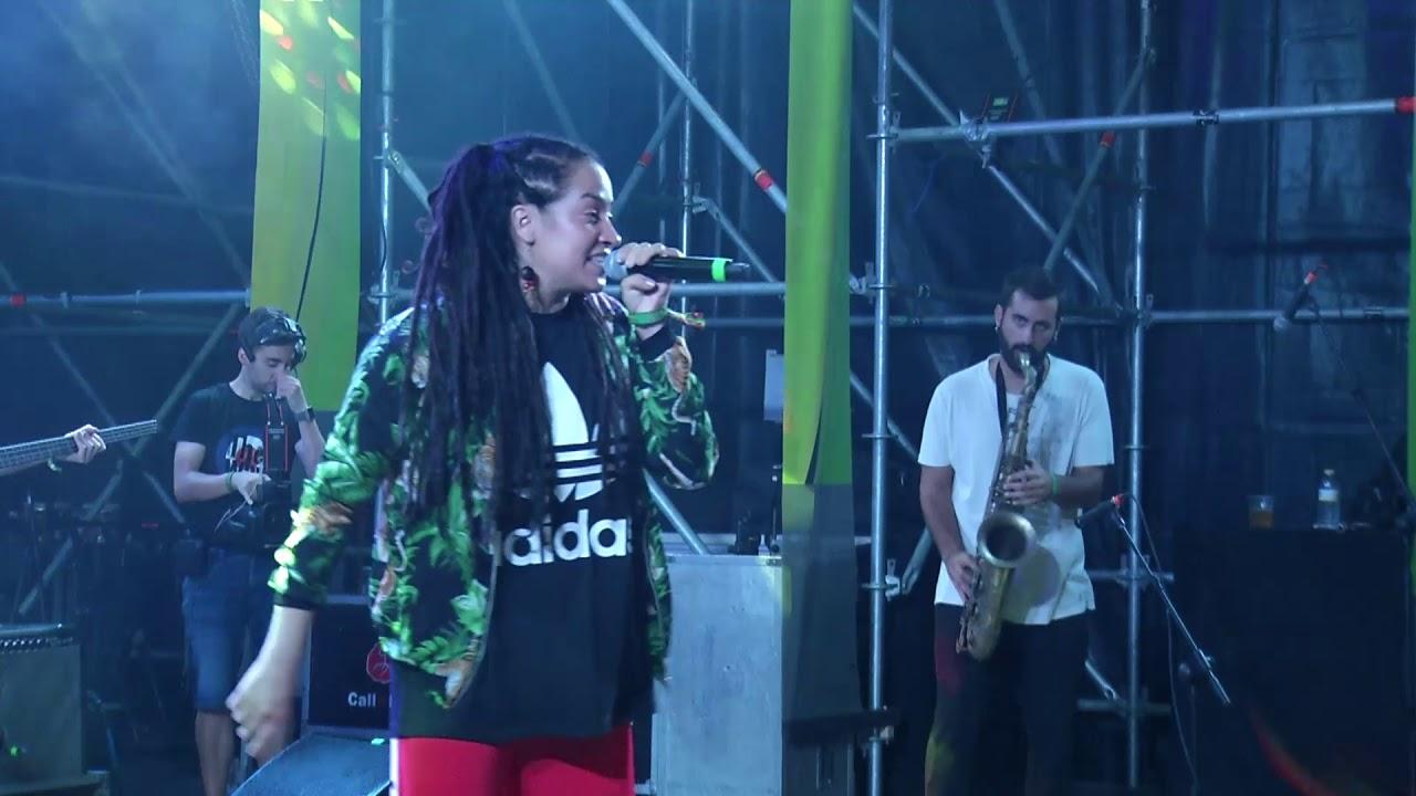 Alika & The Same Song Band @ Rototom Sunsplash 2018 [8/22/2018]