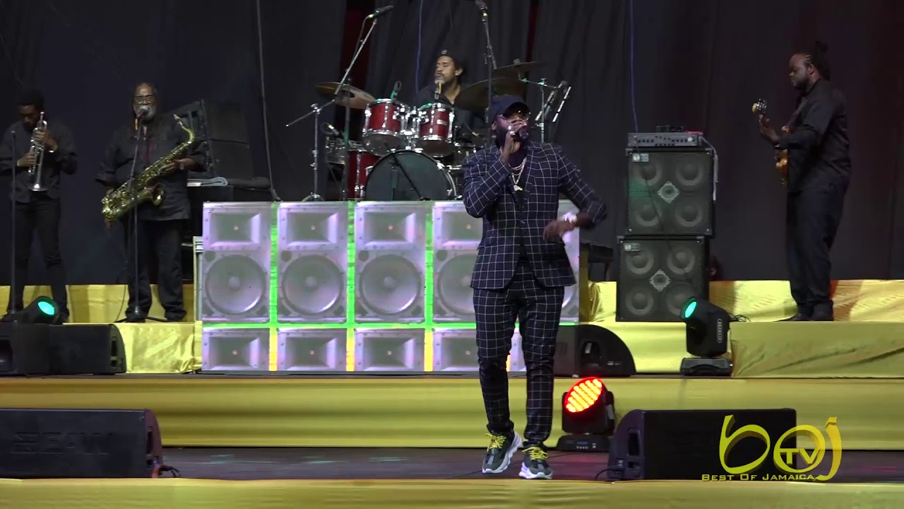 Tarrus Riley @ Reggae Gold Awards 2019 [2/27/2019]