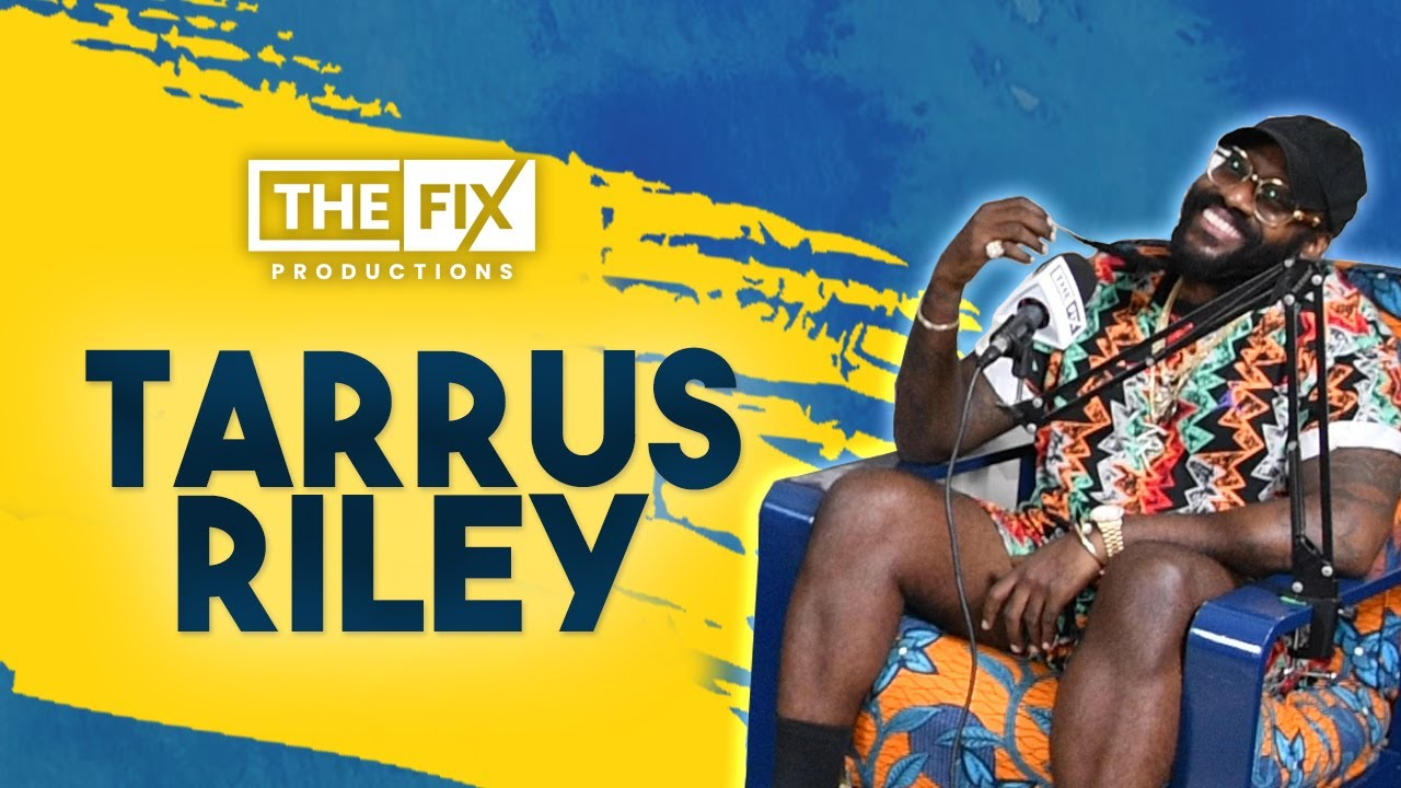 Tarrus Riley Interview @ The Fix [9/10/2020]