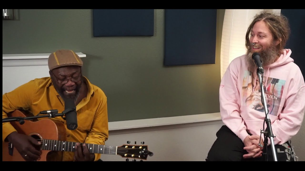 Clinton Fearon & Mike Love - Wages Of Love (In The Studio) [2/5/2021]