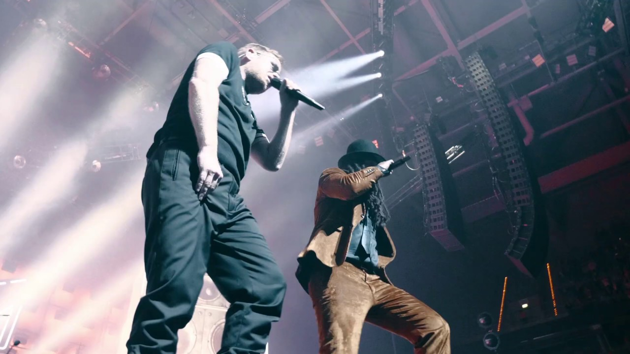 Seeed Live in Mannheim, Germany @ SAP Arena [10/17/2019]