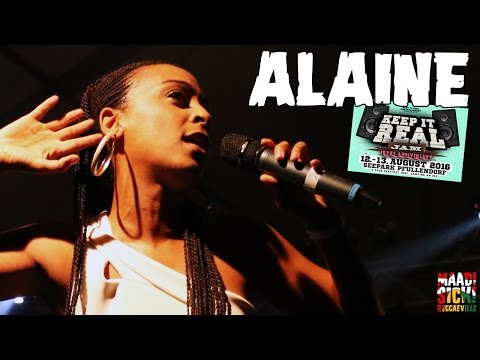 Alaine - Rise In Love @ Keep It Real Jam 2016 [8/13/2016]