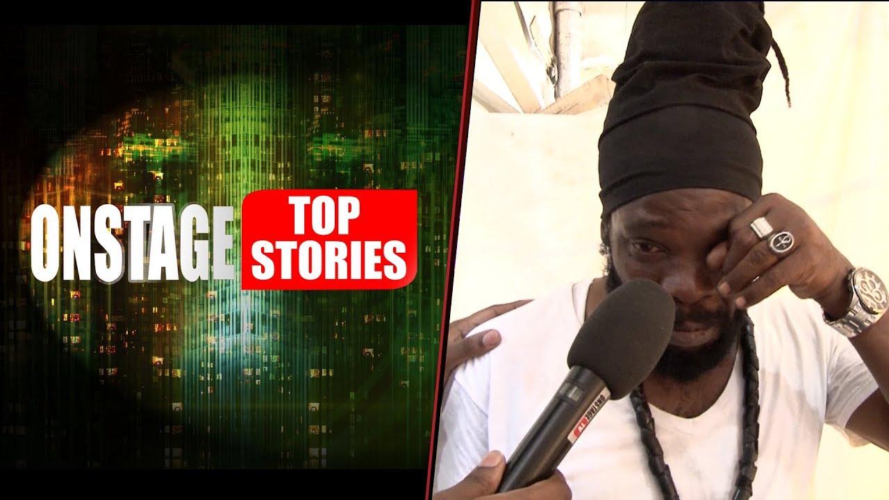 Bushman In Tears AfterRebel Salute 2019 (OnStage TV) [1/20/2019]