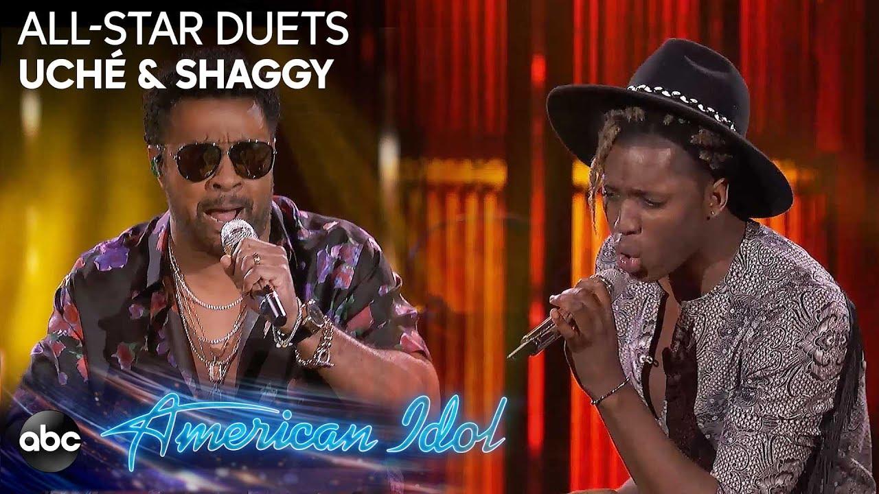 Uche & Shaggy - I Need Your Love @ American Idol 2019 [4/7/2019]