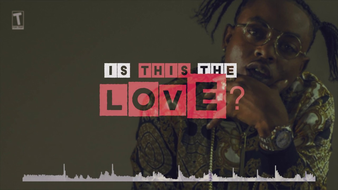 Video: Rygin King - Is This the Love (Lyric Video) 8/30/2019