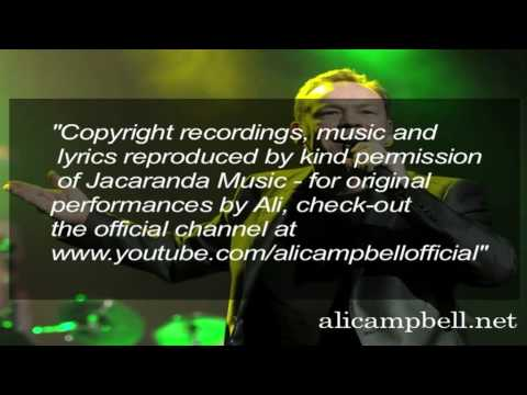Ali Campbell - Fan Guidelines [6/17/2009]