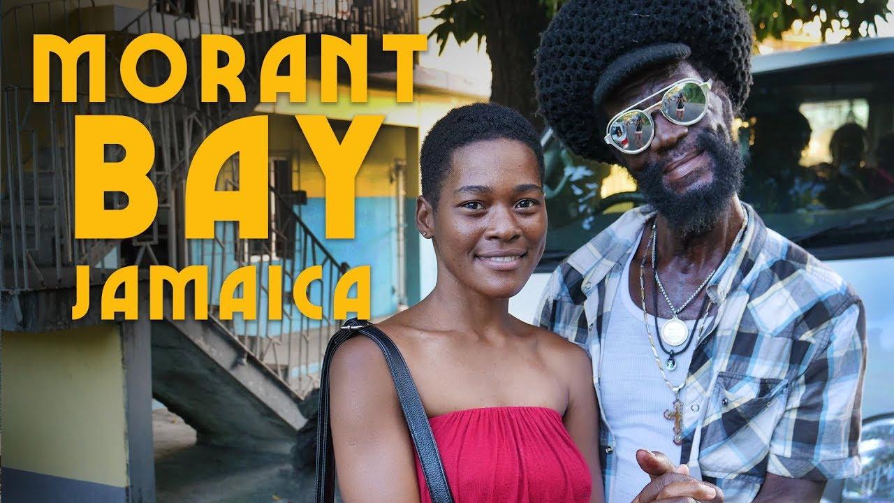 Ras Kitchen - Jamaican Honey, Meeting Fans in Morant Bay, Jamaica! [7/9/2019]