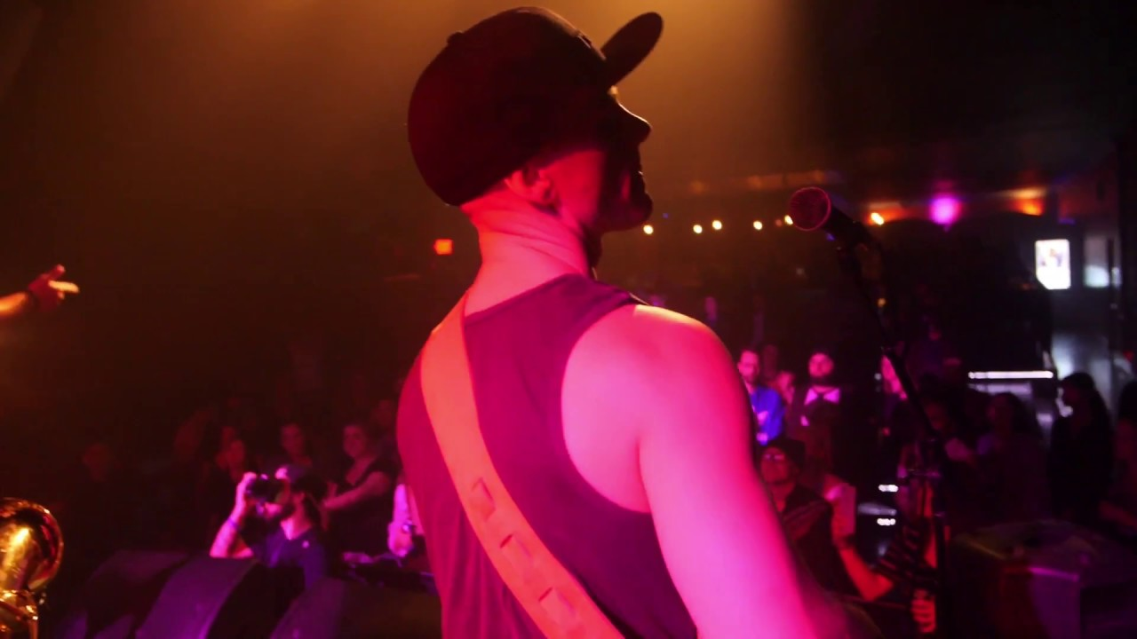 Caleb Hart & The Royal Youths in Victoria, Canada @ Capital Ballroom [3/1/2018]