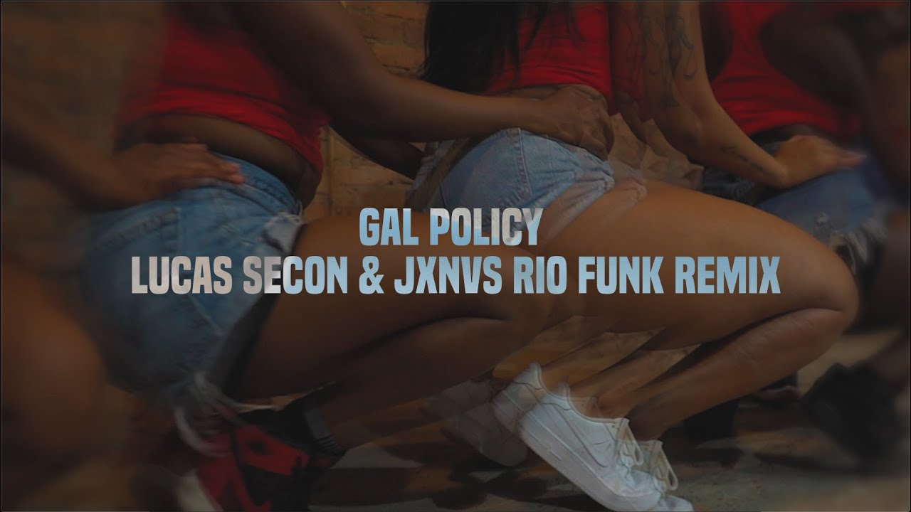 Kranium - Gal Policy (Lucas Secon & JXNV$ Rio Funk Remix) [Dance Video] [4/15/2021]