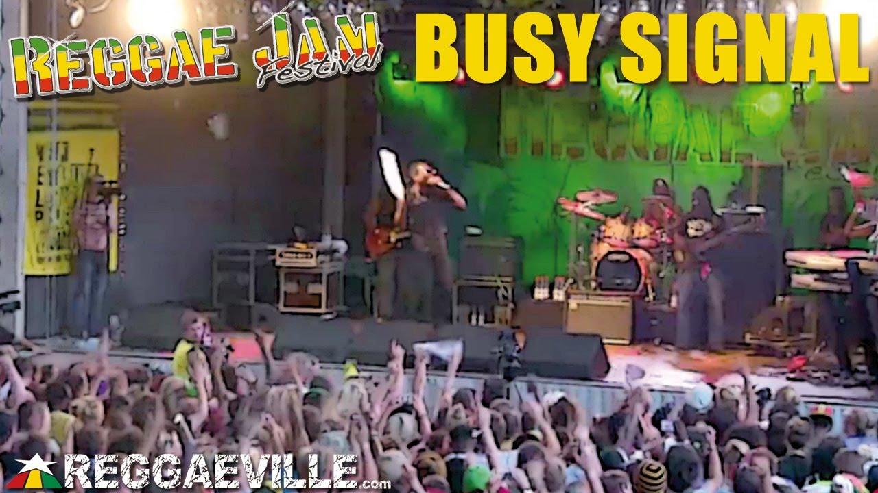 Busy Signal @Reggae Jam [8/4/2013]