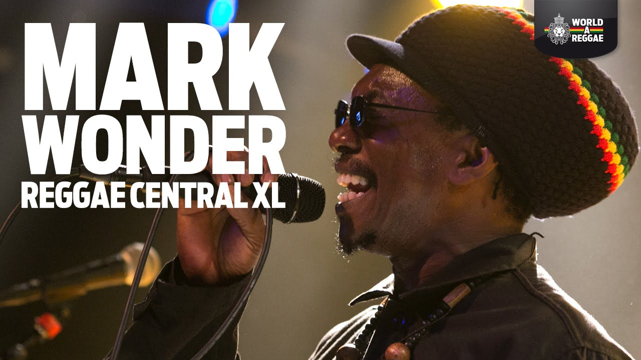 Mark Wonder in Dordrecht, Netherlands @ Reggae Central 2015 [3/28/2015]