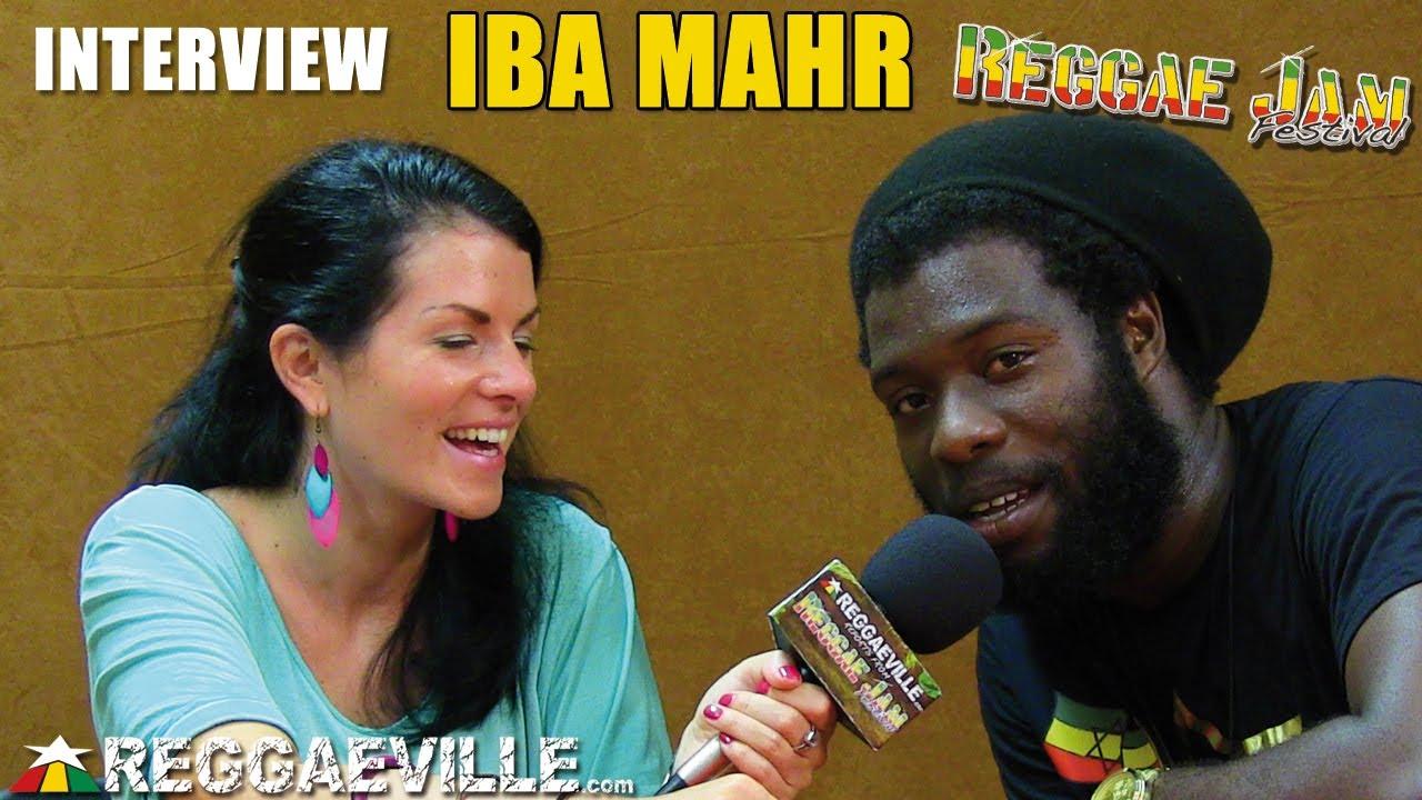 Interview with Iba Mahr @ Reggae Jam [8/4/2013]