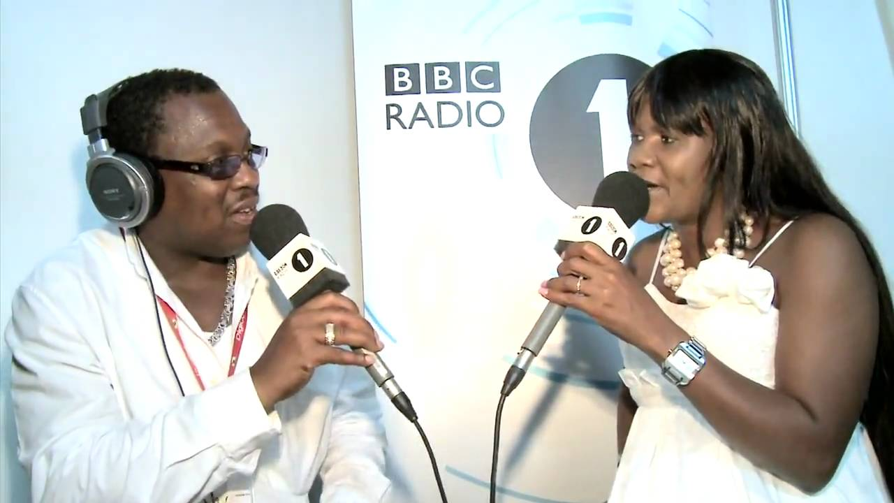 Lady Saw @ Chris Goldfinger BBC Radio 1 [7/23/2009]