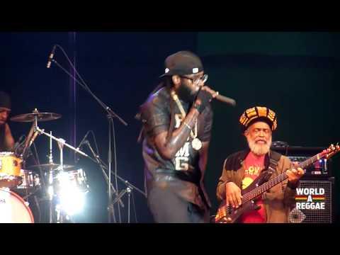 Tarrus Riley - Love Situation Medley @ Reggae Sundance 2014 [8/10/2014]